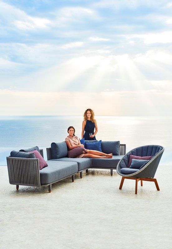 Cane-Line, exklusive Möbel für den Aussenbereich bei GM-Möbel AG