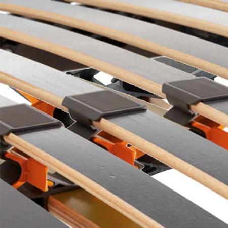 Lattenrost Trioflex Härteregulierung